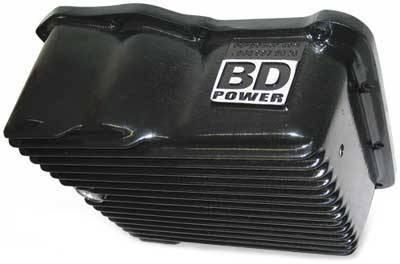 BD Deep Sump Transmission Oil Pan Duramax
