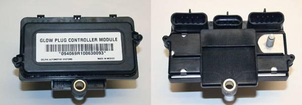 Glow Plug Controller Duramax CA Diagnostics