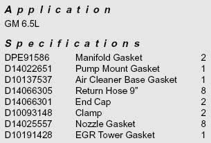 General Motors Oil Pump