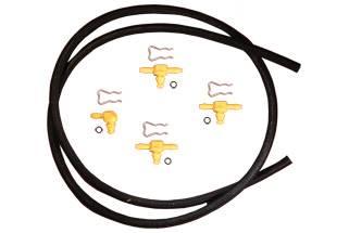 I 13465066 Injector Return Line Kit Duramax Lly Lbz Lmm