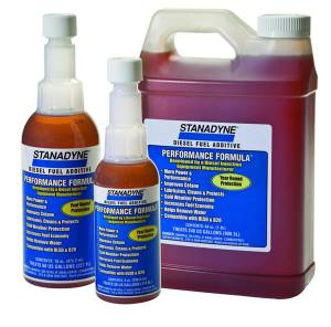 Stanadyne Diesel Fuel Additives - Stanadyne Performance Formula