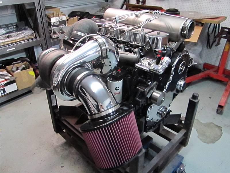 Industrial Inje... 24v Cummins P Pump Conversion Kit