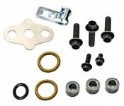 Garrett / AiResearch Turbochargers - Garrett Installation Kit for PowerMax Turbocharger Ford 6.0L