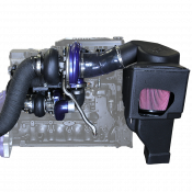 ATS Diesel Performance - ATS - *NEW and IMPROVED*  Aurora 3000/5000 Twin Turbo Kit - Dodge 2003-2007 5.9L