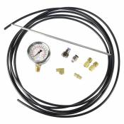 BD Diesel Performance - 1030050 - BD - Back-Pressure Gauge Kit - 160psi