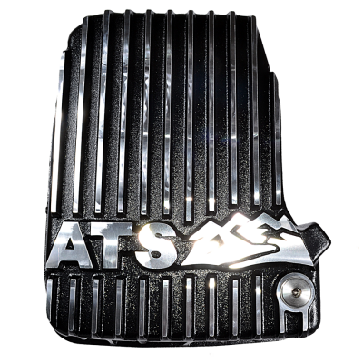 ATS Diesel Performance - ATS - Extra Deep Transmission Pan - 4.5QT o/s for Dodge 2500/3500 w/ 68RFE 6-Speed