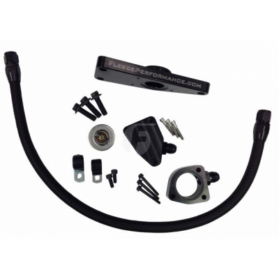 Fleece Performance Engineering - Cummins Coolant Bypass Kit - 03-05 Automatic Transmission