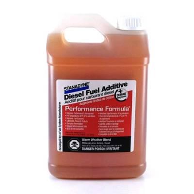 Stanadyne Additives - Stanadyne Performance Formula Warm Weather Blend - (Single) 1/2 Gallon