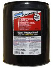 Stanadyne Additives - Stanadyne Performance Formula Warm Weather Blend - 5 Gallon