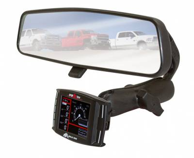 Bully Dog - Bully Dog31600-RAM Mirror-Mate Mounting Kit for GT/WatchDog (Ford/Dodge)