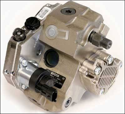 Industrial Injection - Industrial Injection - Bosch OEM Reman - Modified 42% CP3 Pump - 2004.5-2005 GM 6.6L LLY Duramax