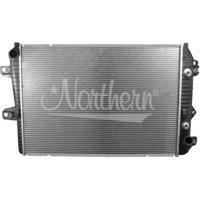 Northern Radiator - Radiator - 2006-2010 SILVERADO - SIERRA WITH A/T & 6.6L