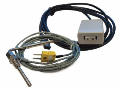 SCT Performance - SCT Exhaust Gas Temperature Sensor Kit - 9817