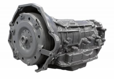 All Trans Remanufactured Transmissions - 68RFE Reman Transmission - 2007-2008 Dodge 6.7L 4WD