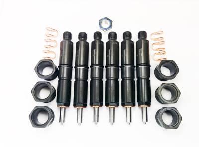 DDP - Dynomite Diesel Products - Dynomite Diesel - STAGE-1 Diesel Fuel Injector Set - 1989-1993 Dodge 5.9L 12-Valve