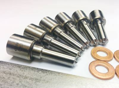 DDP - Dynomite Diesel Products - Dynomite Diesel - 90HP Injector Nozzle Set - 2007.5 - 2012 Dodge 6.7L Cummins