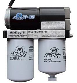 AirDog Fuel Systems - AIRDOG-II 4th Gen - DF-165-4G - 2008-2010 Ford 6.4L Power Stroke
