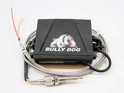 Bully Dog - Bully Dog 40384 - Pyrometer and Sensor Docking Station Kit for GT, PMT, Mini Maxx, Black Maxx
