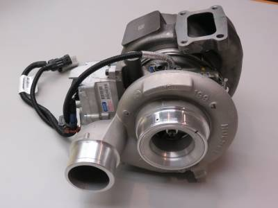 Holset Turbochargers - Holset VGT Turbocharger - NEW - 07.5-12 Dodge 6.7L