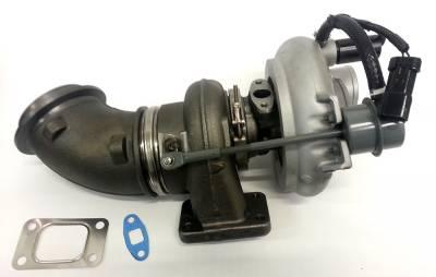 Holset Turbochargers - HE351CW Turbocharger Dodge 5.9L - 04.5-07 Auto/Manual