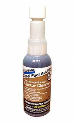 Stanadyne Additives - Injector Cleaner 8oz. - Stanadyne Performance Formula - 43562
