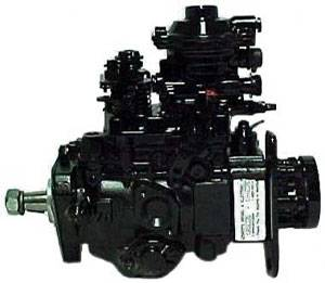 Bosch Diesel Parts - 200hp High Performance VE6 Injection Pump - 1990-1993 Dodge 5.9L 6BT without Factory Intercooler