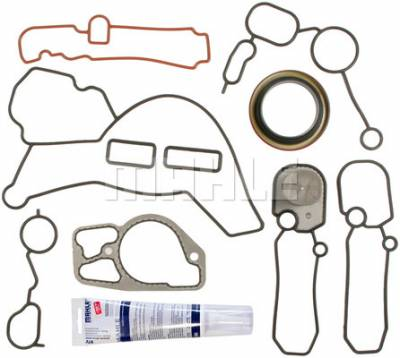 MAHLE - MAHLE - Original Engine Timing Cover Gasket Set - 94-03 Ford 7.3L