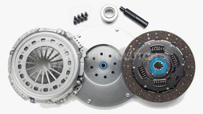 South Bend Clutch - South Bend Clutch 475hp Single Disc Clutch Kit (With Flywheel) - 2000.5-2005.5 Dodge 5.9L Cummins