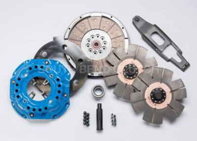 South Bend Clutch - South Bend Clutch 950hp Dual Disc - 2008-2010 Ford 6.4L Power Stroke 6-Speed