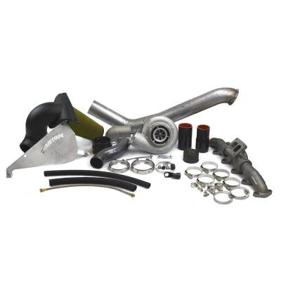 Industrial Injection - Industrial Injection -  S467.7 (Standard Cover) Cummins 6.7L 2nd Gen Turbo Swap Kit (2007.5-2009)