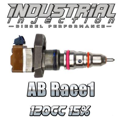 Industrial Injection - Industrial Injection - Reman R1 50-60HP 7.3L AB 1998-1999 Powerstroke Injector 15% Over