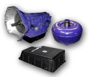 ATS Diesel Performance - ATS - 2011+ Ford Superduty 2WD - Stage 2 6R140 Package