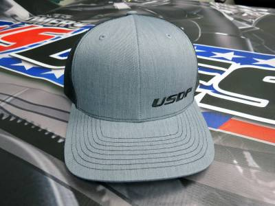 Performance Diesel Parts - USDP Cap - Heather Grey