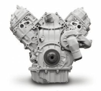 Reviva Remanufactured Diesel Engines - Long Block Engine - 2004-2005 GM 6.6L Duramax LLY AT