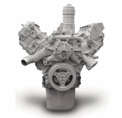 Reviva Remanufactured Diesel Engines - Long Block Supreme Engine - 2006-2007 Ford 6.0L Power Stroke F250 - F550 MT