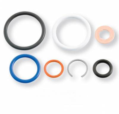 Alliant Power - G2.8 Injector Seal Kit - 03-07 Ford 6.0L