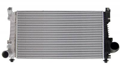 Northern Radiator - Charge Air Cooler - 2006-2010 CHEVROLET SIVERADO - GMC SIERRA WITH 6.6L