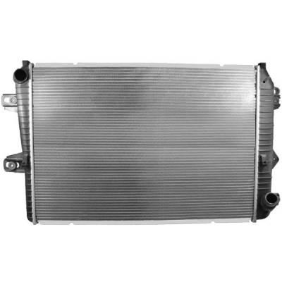 Northern Radiator - Radiator - 2006 SILVERADO - SIERRA WITH M/T & 6.6