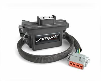 Superchips - Amp'd Throttle Booster - 2005-2010 Ford 6.0L/6.4L