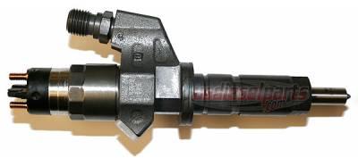 Bosch Diesel Parts - New Bosch Diesel Fuel Injector - 2001-2004 GM 6.6L LB7 Duramax