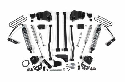 "BDS Suspension - 6"" Performance Coil-Over System (Base Kit 4"" Axle) 2009-2013 Dodge 3/4 Ton & 1 Ton 4WD"