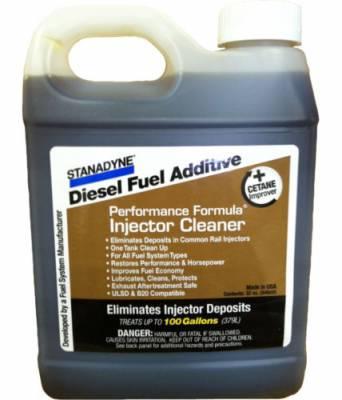 Stanadyne Additives - Injector Cleaner 32oz. - Stanadyne Performance Formula - 43566