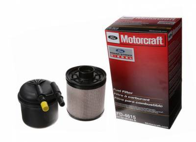 Motorcraft - Fuel Filter Service Kit - 2011+ Ford 6.7L