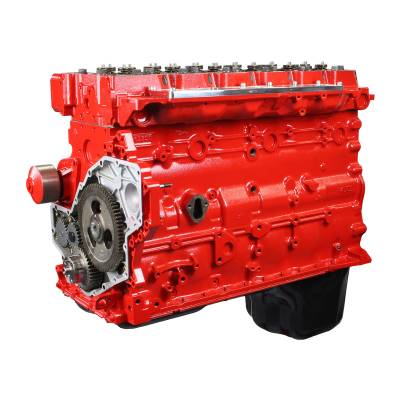 Industrial Injection - Industrial Injection - 5.9L Dodge Cummins CR Stock Long Block Engine (2004.5-2007)