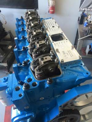 Industrial Injection - Industrial Injection - 5.9L Dodge Cummins 12 Valve Stock PLUS Long Block Engine (1989-1998)