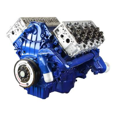 Industrial Injection - Industrial Injection - 6.6L LBZ Duramax RACE Performance Long Block Engine (2006-2007)