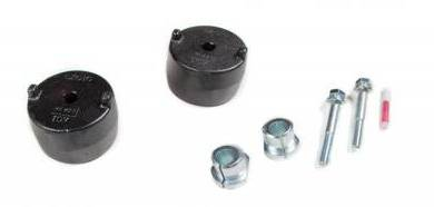 """BDS Suspension - 2"""" Spacer Kit - 2005-2016 Ford F250 / F350 4WD"""