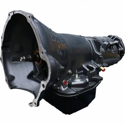 BD Diesel Performance - BD - 47RE Transmission Only - 2000-2002 Dodge 4WD