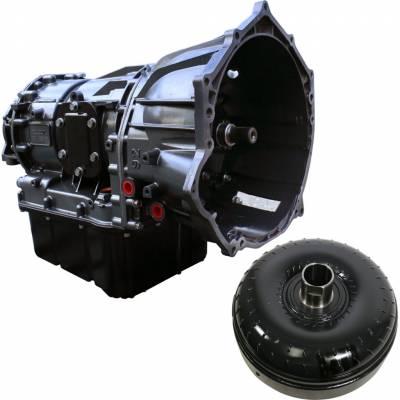 BD Diesel Performance - BD - Duramax Allison 1000 Transmission & Converter Package - GM 2001-2004 LB7 4WD