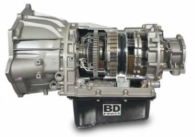 BD Diesel Performance - BD - Allison 1000 Transmission Only - 07-10 LMM Duramax 4WD